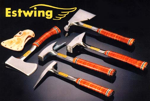 Estwing lapidary tools